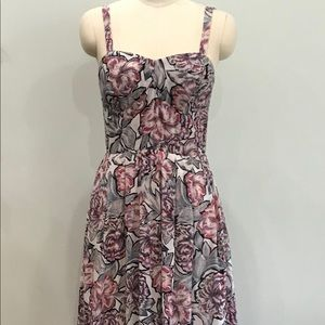 Floral French Connection Maxi Sundress Size 2